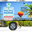 ATM Truck Wrap Pacific Marine Credit Union
